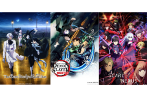 Summer Is Here, and Funimation Has Set The Stage with A New Season of Anime